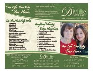 East Bay - Divine Home Care