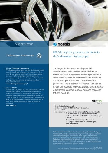 Download Case Study Autoeuropa - Noesis