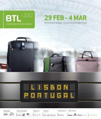 29 FEB - 4 MAR - Feira Internacional de Lisboa