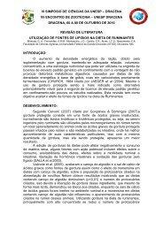 REVISÃO DE LITERATURA - Unesp