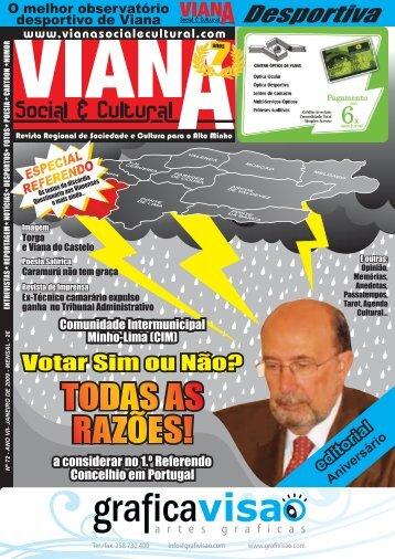 \ CENTRO OPTICO DE VIANA - Viana Social e Cultural
