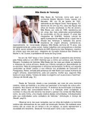 Dados Biográficos - UFMG