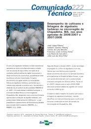Desempenho de cultivares e linhagens de algodoeiro herbáceo