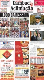 Edição 1212 - Jornal do Cambuci & Aclimação