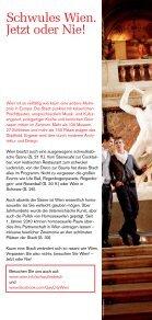 Queer Guide für Wien - Vienna - Seite 3
