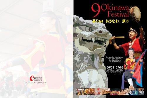 proposta2a com press release - Okinawa Festival