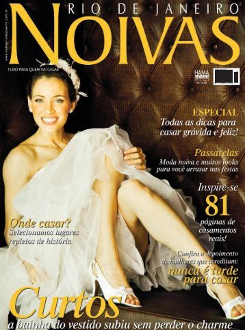REVIST A NOIV AS RIO DE JANEIRO MOD A NOIV A - Georgeana ...