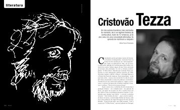 Revista Cartaz - Cristovão Tezza