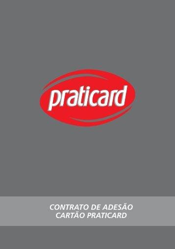 Contrato de adesão Cartão PratiCard