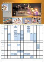 Gay Event-Kalender 2 - Dertour