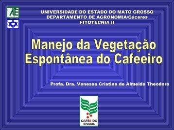 Aula 10 - Manejo vegetação espontânea - Agroecologia