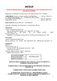 Antecip - Secretaria da Agricultura e Abastecimento - Estado do ...