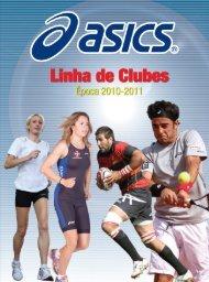 ASICS Team Line 2010-2011 - Supervolei