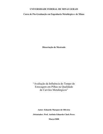 Baixo - Biblioteca Digital de Teses e Dissertações da UFMG