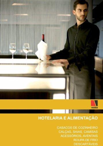 Hotelaria Alimentação