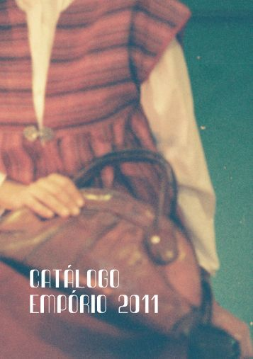 faça o download do catálogo - Projecto Património