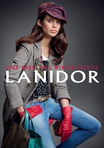 LOOK BOOK FALL WINTER 2012/13 - Lanidor