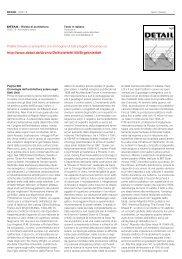Solares Bauen, Italienisch - DETAIL - DETAIL-online.com