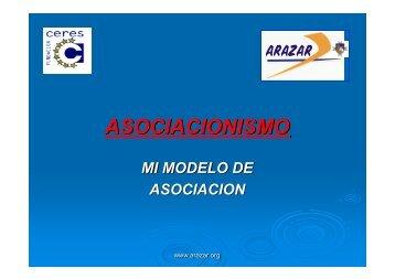 ASOCIACIONISMO - Alcohólicos Rehabilitados de Alcázar