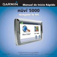 nüvi® 5000 - Garmin