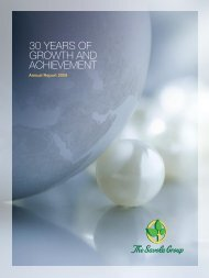 2009 Annual Report - The Savola Group