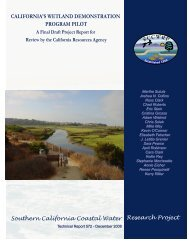 California's Wetland Demonstration Program Pilot - SFEI - San ...