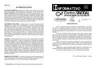 Fevereiro - Volume I - Centro Sinodal do Litoral Norte
