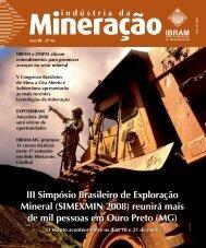 Indústria da Mineração nº 16 - Ibram
