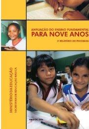 Ensino Fundamental para Nove Anos - Ministério da Educação