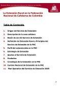 EXTENSIÓN RURAL EN LA FEDERACIÓN NACIONAL ... - Corpoica - Page 2