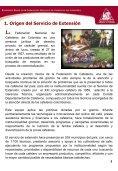 EXTENSIÓN RURAL EN LA FEDERACIÓN NACIONAL ... - Corpoica - Page 3