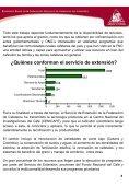 EXTENSIÓN RURAL EN LA FEDERACIÓN NACIONAL ... - Corpoica - Page 4