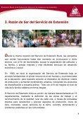EXTENSIÓN RURAL EN LA FEDERACIÓN NACIONAL ... - Corpoica - Page 7