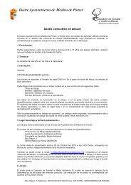 Adjunto remito Informe emitido por el Arquitecto ... - Medina de Pomar