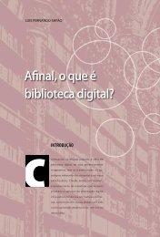 Afinal, o que é biblioteca digital? - E-LIS - Rclis.org