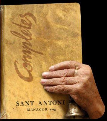 PDF - Sant Antoni Manacor