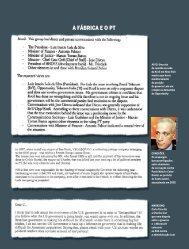 Fábrica de dossiês – parte 2 - Carta Capital