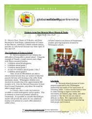 to read the June 2010 Global - Catholic Diocese of Wilmington