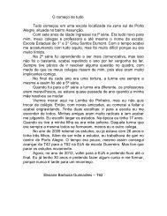 II - Textos escritos pelos alunos - Celpcyro