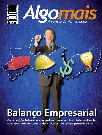 Edição 66 - Revista Algomais