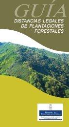 Distancias legales de plantaciones forestales - Gobierno del ...