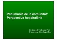 NAC Perspectiva hospitalaria - Dr. Boada - Generalitat de Catalunya