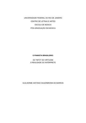 Dissertação em PDF - CEART