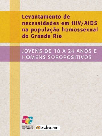 Levantamento de necessidades em HIV/AIDS na população ... - Abia