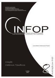 Avaliação em EAD - CINFOP - Universidade Federal do Paraná