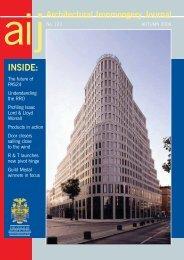 Architectural Ironmongery Journal - GAI