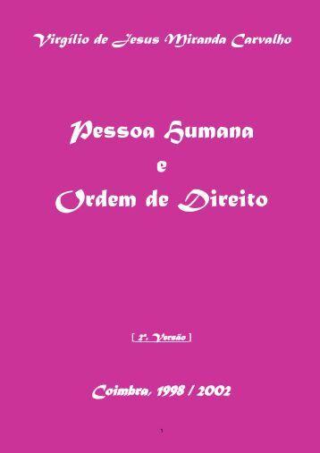 Poderá fazer ler o texto completo deste livro - Um Jurista ao Vento