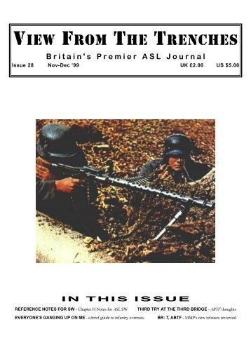 VFTT28 - VFTT, Britain's Premier ASL Journal