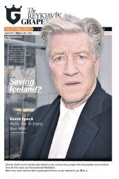 Read PDF Online - The Reykjavik Grapevine