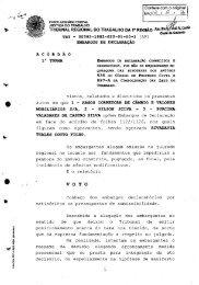 00593000519825010022#05-0 - Tribunal Regional do Trabalho da ...